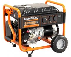 Бензиновый генератор Generac GP 5000