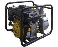 Мотопомпа бензиновая Huter MP 50