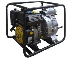 Мотопомпа бензиновая Huter MPD 80