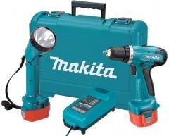 Дрель-шуруповерт аккумуляторная Makita 6261 DWPLE