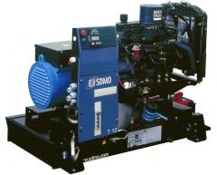 Дизельный генератор Sdmo Pacific T 12 HK