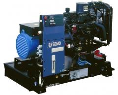 Дизельный генератор Sdmo Pacific T 16 K