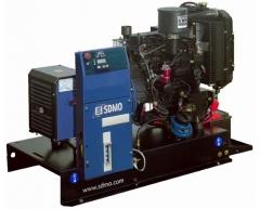 Дизельный генератор Sdmo Pacific T 8 HKM