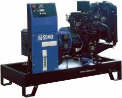 Дизельный генератор Sdmo Pacific T 9 KM