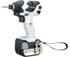 Шуруповерт аккумуляторный ударный Hitachi WH 14 DSL