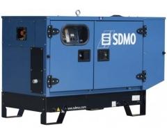 Дизельный генератор Sdmo Pacific T 8 HKM-IV