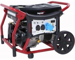 Бензиновый генератор Pramac WX 7000 ES