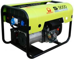 Дизельный генератор Pramac S 9000