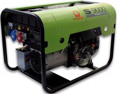 Дизельный генератор Pramac S 9000 (3 фазы)