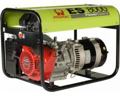 Бензиновый генератор Pramac ES 8000