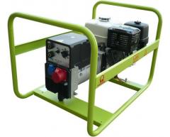 Сварочный бензиновый генератор Pramac W 220 DC