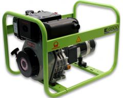 Дизельный генератор Pramac E 6500