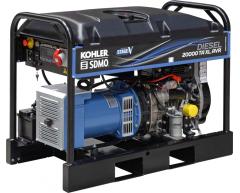 Дизельный генератор KOHLER-SDMO Diesel 20000 TA XL AVR Export