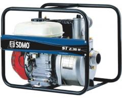 Мотопомпа бензиновая KOHLER-SDMO ST 2.36 H C5