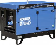 Дизельный генератор KOHLER-SDMO Diesel 10000 A Silence