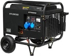 Бензиновый генератор Hyundai HY 9000 SE