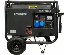 Бензиновый генератор Hyundai HY 9000 SER