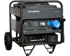 Бензиновый генератор Hyundai HY 12000 LE