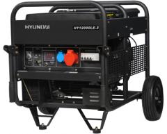 Бензиновый генератор Hyundai HY 12000 LE-3