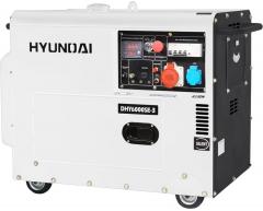 Дизельный генератор Hyundai DHY 6000 SE-3