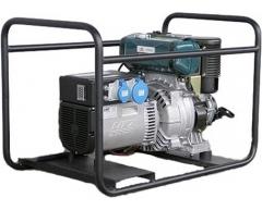 Дизельный генератор Энерго ED 6.0/230 SLE