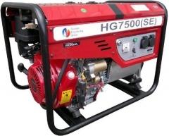 Газовый генератор REG HG 7500 SE
