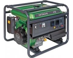 Бензиновый генератор Hitachi E 50