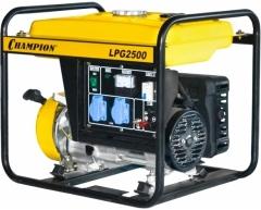 Газовый генератор Champion LPG 2500