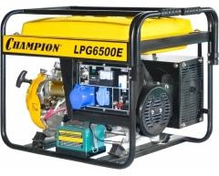 Газовый генератор Champion LPG 6500 E