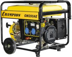 Сварочный бензиновый генератор Champion GW 200 AE