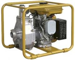 Мотопомпа бензиновая Daishin PTG 208 H
