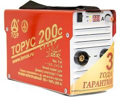 Сварочный инвертор Торус 200 С