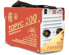 Сварочный инвертор Торус 200 (НАКС)