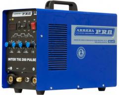 Аргонодуговой сварочный инвертор Aurora PRO Inter TIG 200 Pulse