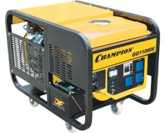 Бензиновый генератор Champion GG 11000 E