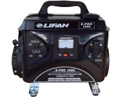 Бензиновый генератор Lifan S-PRO 1000