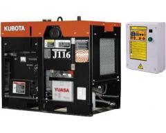 Дизельный генератор Kubota J 116 с АВР