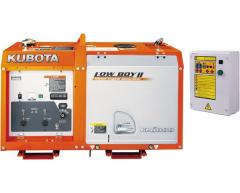 Дизельный генератор Kubota GL 6000 с АВР