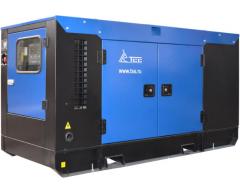 Дизельный генератор TSS Стандарт TTD 33 TS ST