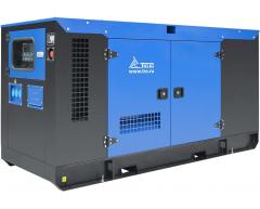 Дизельный генератор TSS Стандарт TTD 42 TS ST
