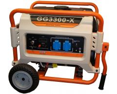 Газовый генератор E3 POWER GG 3300 X