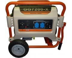 Газовый генератор E3 POWER GG 7200 X