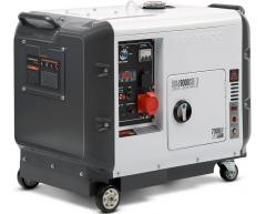 Дизельный генератор Daewoo DDAE 9000 SSE-3