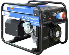 Бензиновый генератор TSS SGG 7000 E3A