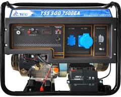 Бензиновый генератор TSS SGG 7500 EA