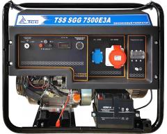 Бензиновый генератор TSS SGG 7500 E3A