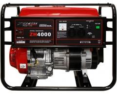 Бензиновый генератор Zenith ZH 4000
