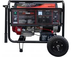 Бензиновый генератор Zenith ZH 7000 DXE
