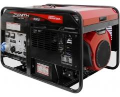 Бензиновый генератор Zenith ZH 9000 DXE