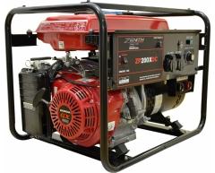 Сварочный бензиновый генератор Zenith ZW 200 X DC-3